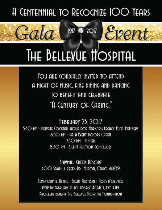 Tbh 100th anniversary gala event the bellevue hospital foundation gala invite community2 1g stopboris Image collections